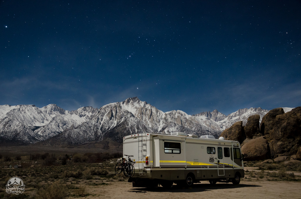 THE ALABAMA HILLS: <br> Hidden Gem of the Eastern Sierras